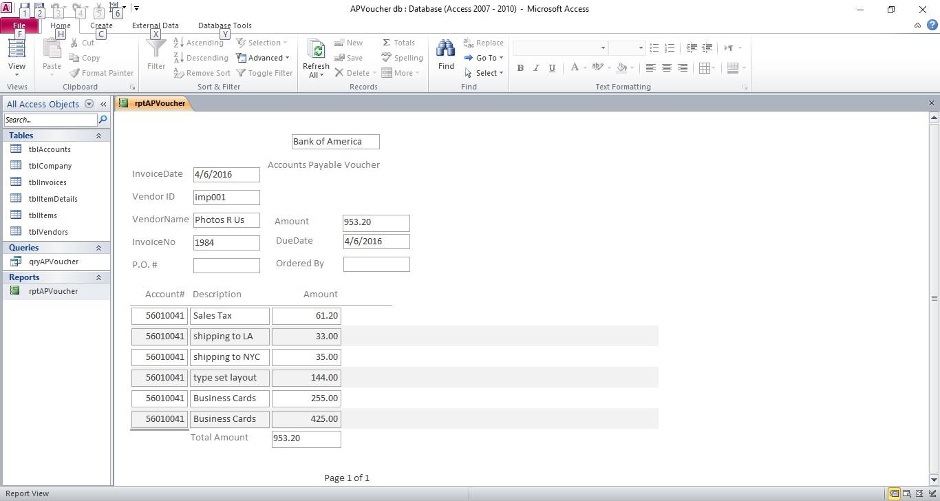 Accounts-Payable-Voucher-Report